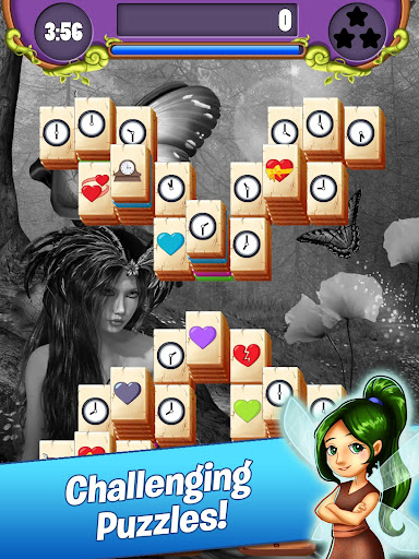 Mahjong Magic Lands: Fairy King's Quest 1.0.33 screenshots 24