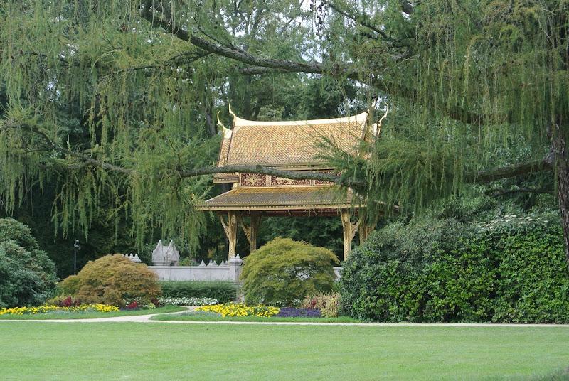 Schlosspark di Nida