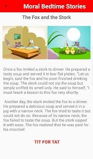 Moral Bedtime Stories for Kids - náhled