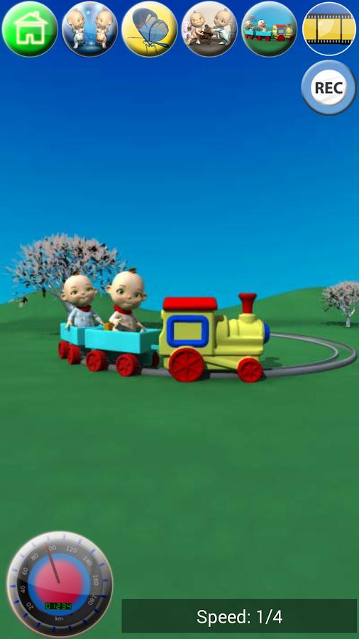 Talking Baby Twins - Babsy- screenshot