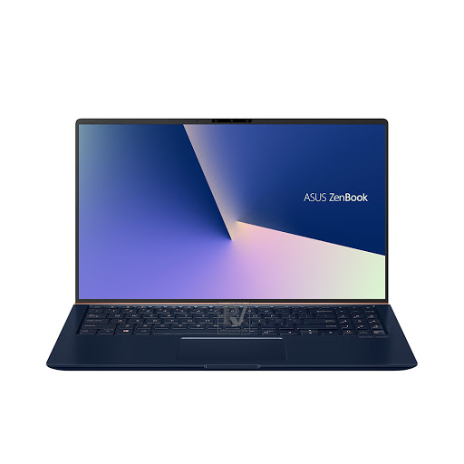 Máy tính xách tay/ Laptop Asus Zenbook UX533FD-A9027T (i7-8565U) (Xanh)