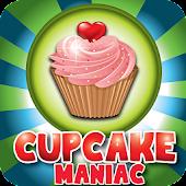 Candy Cupcake Maniac