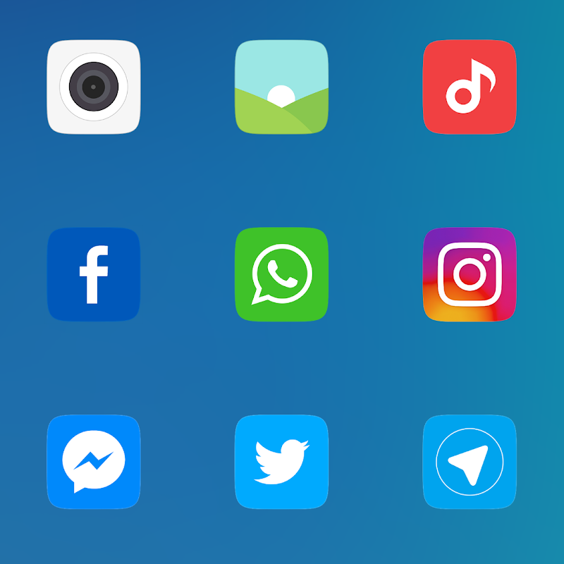 MIUI ORIGINAL - ICON PACK Screenshot 5