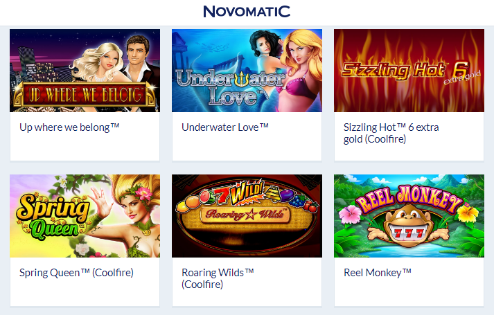 best casinos and slots