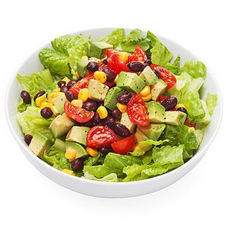 Fiesta Bowl Salad.