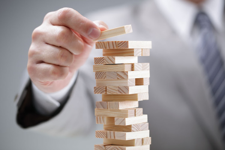 How much risk can you handle? Picture: 123RF/FLYNT
