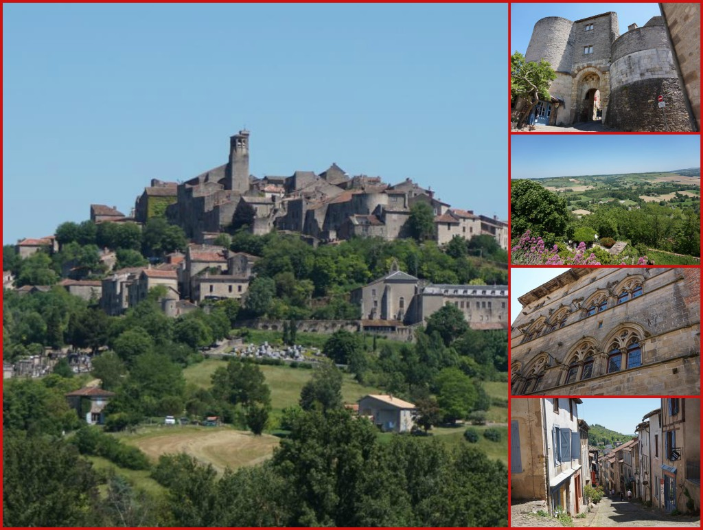 ¿Qué ver en el sur de Francia en 3 días? Cordes Sur Ciel