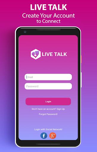 Live Talk u2013 Random Video Chat 1.6 screenshots 4
