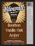 Kilowatt Bourbon Vanilla Oak Amber