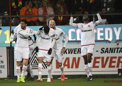 Antwerp won op het veld van KV Oostende