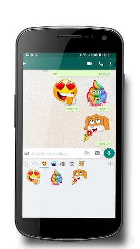Emoji editor sticker screenshot 1