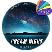 eXperiaz Theme - Dream Night