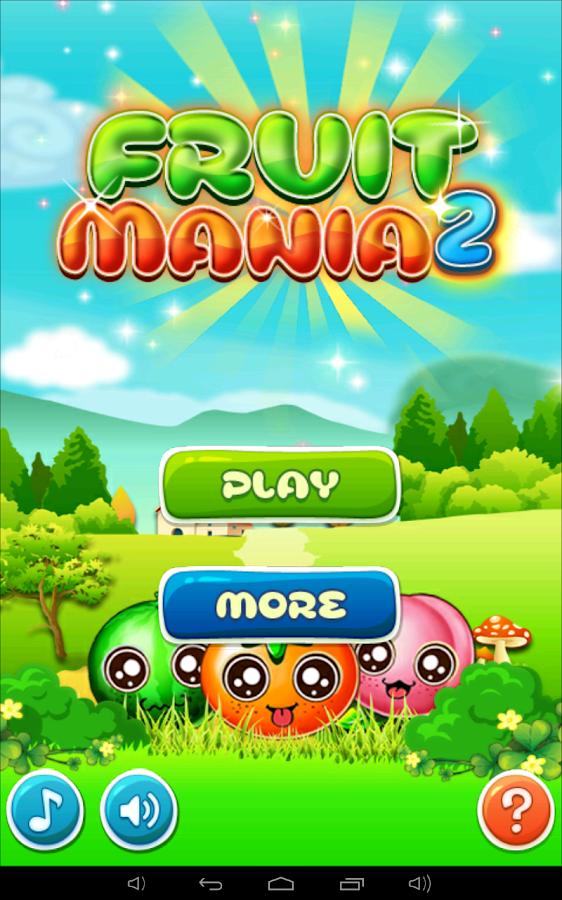 fruit mania 2