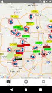 US Fleet Tracking Mobile - náhled