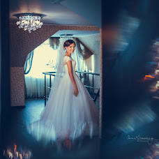 Wedding photographer Anna Vikhastaya (AnnaVihastaya). Photo of 30.12.2015