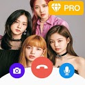 BlackPinK Fake call - BlackPink Video Call icon