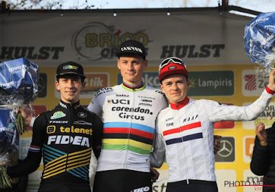 Slechtste resultaat in vijf jaar tijd voor Belgische veldrijders: Belgenloos podium in Hulst
