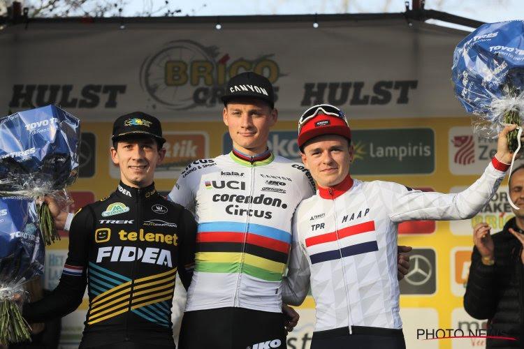 Slechtste resultaat in vijf jaar tijd voor Belgische veldrijders