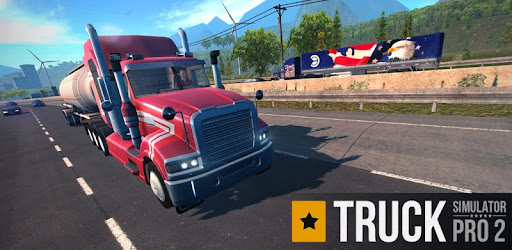 Drive trucks in the most advanced truck simulator game for iPhone and iPad!