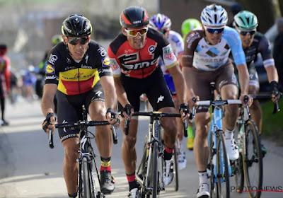 Ritwinnaar Philippe Gilbert en 14 anderen krijgen van UCI dan toch een boete opgelegd na openingsrit