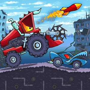 Car Eats Car - Apocalypse Racing APK Download for Android