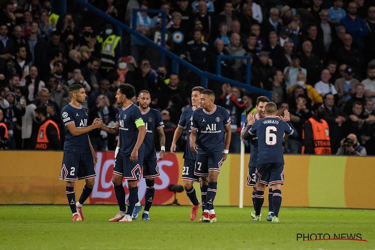 Le premier éclair parisien de Lionel Messi vient à bout de Manchester City, qui poussait pour égaliser