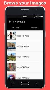 instasave 3 for Instagram screenshot