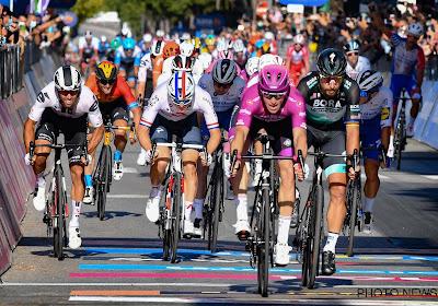 """Sagan foetert op spurt van Démare aan de streep maar maakt er verder geen punt van: """"Een chaotische sprint"""""""