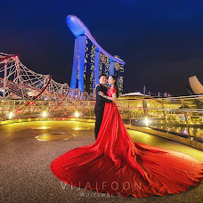Wedding photographer Worrawat Ruengpairat (Worrawat689). Photo of 30.10.2017