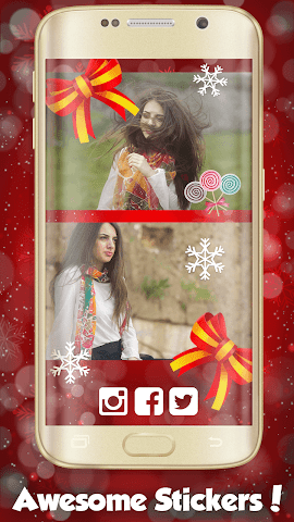 android Happy New Year eCards Screenshot 1