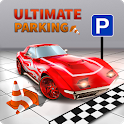 Ultimate Car Parking Stunt Driving Game icon