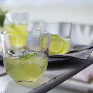 Summer Martini Iced Tea.