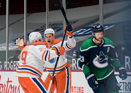 Game Notes: Vancouver Canucks @ Edmonton Oilers — Game 52