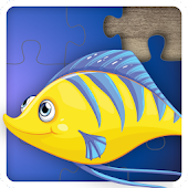 Relaxing Fish Jigsaw Puzzles
