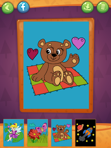 Coloring Book For Creative Kids Apps Apk Free Download Android PC