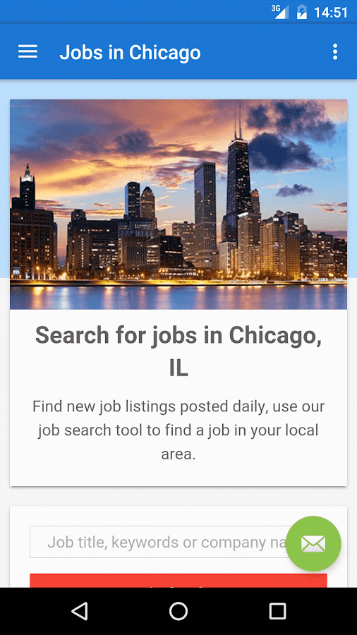 Chicago, IL Job Openings
