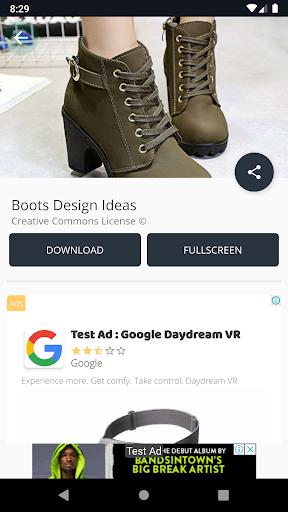Boots Design Ideas ss3