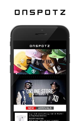 ONSPOTZ公式アプリ