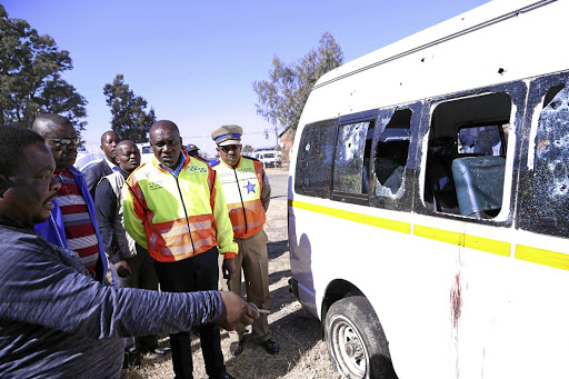 Transport and community safety MEC Mxolisi Kaunda is set to meet with all stakeholders in order to restore peace in KwaZulu-Natal