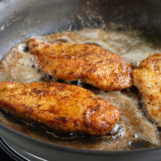 Classic Lemon Pepper Chicken.