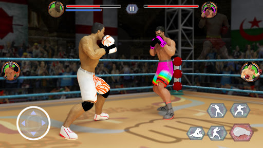 World Tag Team Super Punch Boxing Star Champion 3D 2.1 screenshots 3