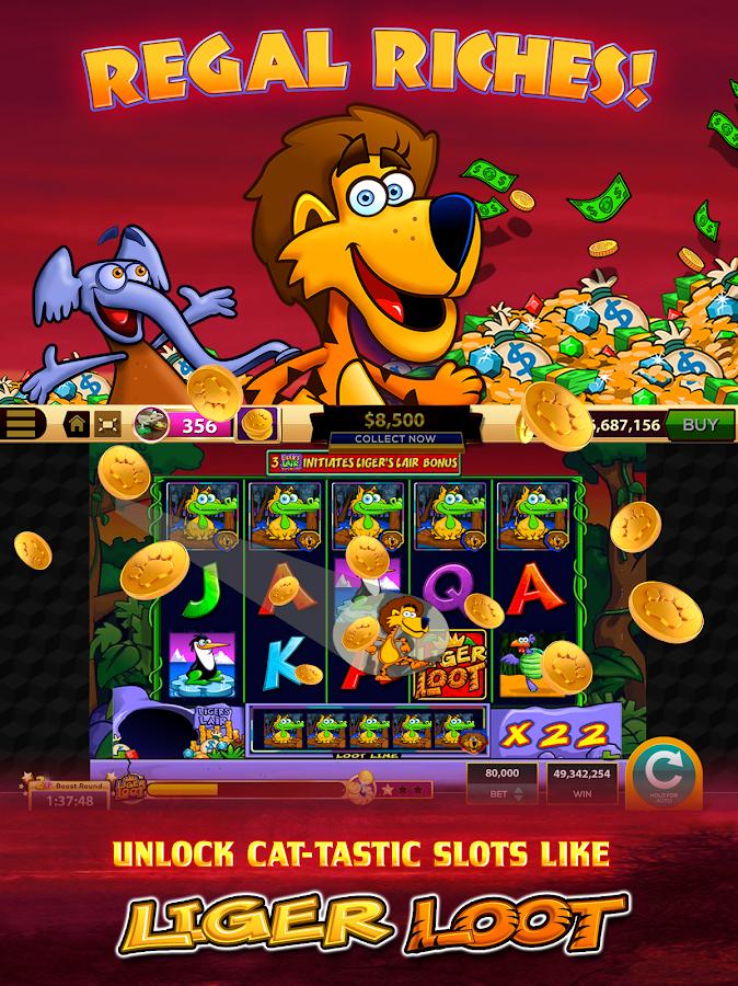 Cats Casino Slots
