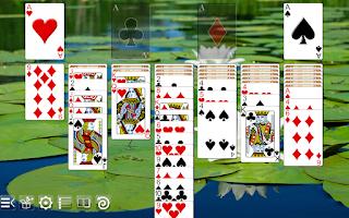 Screenshot of Yukon Solitaire Free