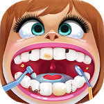 Crazy Kids Dentist - Dentist Hospital Game Icon