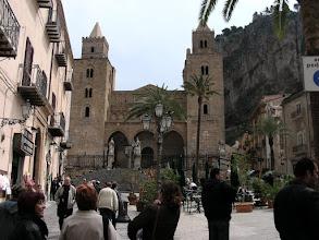Photo: Cefalùn katedraali.