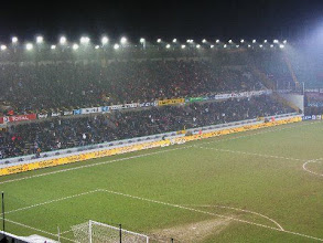 Photo: 15/02/09 v Racing Club Genk (BEK) 0-2 - contributed by Leon Gladwell