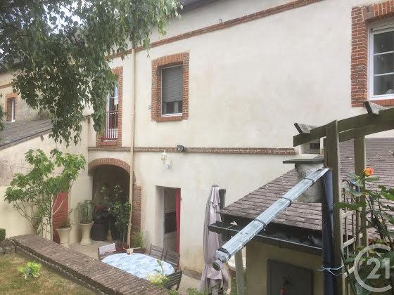 Vente maison 8 pièces 146,27 m2