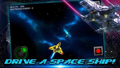 Space Battle Simulator 3D