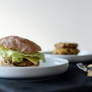 Vegetarian Burgers Recipe