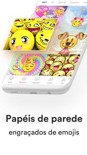 Telefone com Emojis